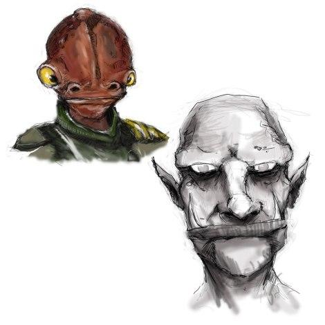 aliens n orcs